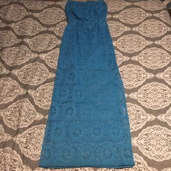 Lilly Pulitzer Dresses & Skirts - Lilly Pulitzer maxi dress Small
